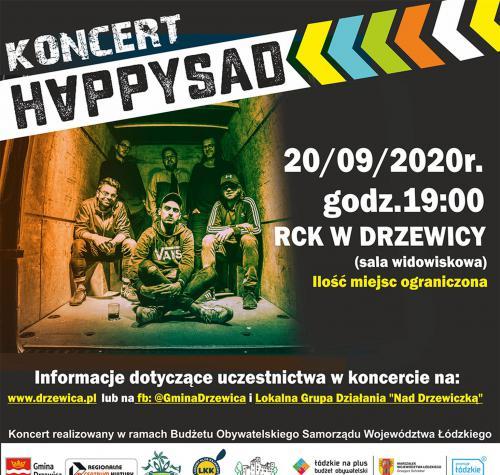 Plakat z wydarzeniem