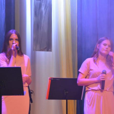 Duet Wiktoria Składowska I Weronika Balasińska